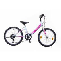 Neuzer Cindy 2 6s Gyerek Kerékpár babyblue/fehér-pink