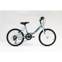 Neuzer Cindy 20 6s Gyerek Kerékpár vízkék-fehér-sárga