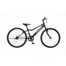 Neuzer Bobby 24 1s Gyerek Kerékpár fekete/szürke-piros