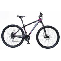 Neuzer Jumbo Sport Hydr férfi Mountain Bike fekete/pink-szürke