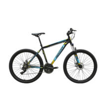 Neuzer Duster Hobby Disc férfi Mountain Bike fekete-türkiz-sárga