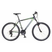 Neuzer Mistral 50 férfi Mountain Bike fekete/zöld-szürke