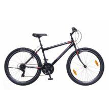 Neuzer Nelson 30 férfi Mountain Bike fekete/szürke-piros