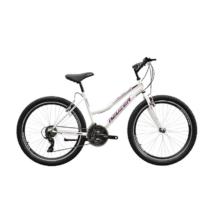 Neuzer Nelson 50 női Mountain Bike fehér / bíbor-mályva