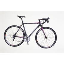 Neuzer Whirlwind 100 férfi Országúti Kerékpár fekete/rózsaszín-fehér