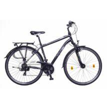 Neuzer Firenze 100 férfi Trekking Kerékpár fekete/fehér-szürke matt