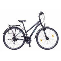 Neuzer Firenze 200 női Trekking Kerékpár fekete/türkiz-szürke matt