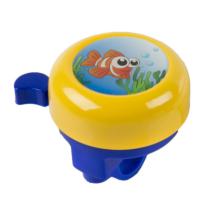 Gyermek csengő bohóchalas