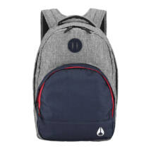 Nixon GRANDVIEW BACKPACK Hátizsák black wash / navy