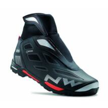 NORTHWAVE Cipő MTB X-CROSS GTX téli, fekete