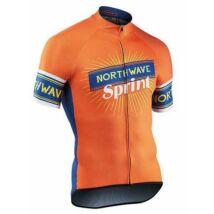 Northwave Mez Sprint Rövid Narancs