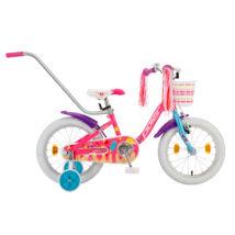 """Polar Junior 14"""" lány Gyerek Kerékpár icecream"""
