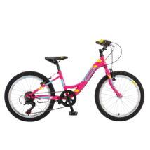 """Polar Modesty 20"""" Gyerek Kerékpár lila"""