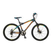 "Polar Everest 26"" SF Disc férfi Mountain Bike fekete"