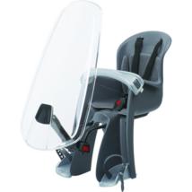 Polisport szélvédő - első üléshez rögzíthető - felfogatással - átlátszó
