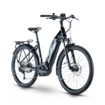 Raymon TourRay E 5.0 wave 2021 női E-bike fekete-kék
