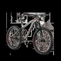 Raymon FullRay 8.0 2021 férfi fully Moutain Bike