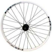 """Rodi MTB első kerék 26""""Excalibur DB"""", 32 ly. fehér, tárcsafékes, ipari csapágyas (R7124M32RB2A200)"""