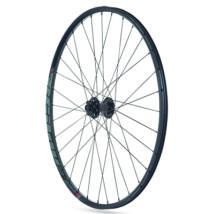 """Rodi MTB első kerék 29""""Black Jack READY 23"""", 622x23, 28 ly. fekete, tárcsafékes, ipari csapágyas DR812F"""
