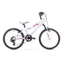 ROMET JOLENE KID 20 2017 Gyerek Kerékpár fehér-pink