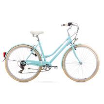 ROMET Vintage Lady 2018 női City Kerékpár kék