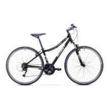 ROMET Orkan 2 Lady 2018 női Cross Kerékpár fekete/fehér