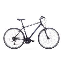 ROMET Orkan 2 2018 férfi Cross Kerékpár fekete/szürke
