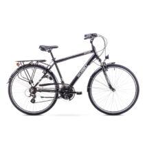 ROMET Wagant Limited 2018 férfi Trekking Kerékpár fekete/ezüst
