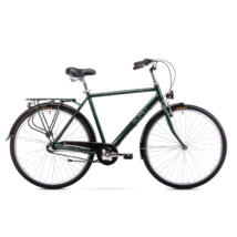 ROMET GROM 3S 2019 férfi City Kerékpár