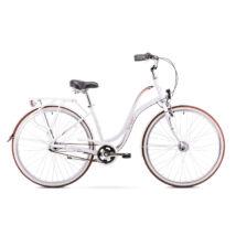 ROMET POP ART 28 2019 női City Kerékpár fehér