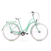ROMET POP ART 28 2019 női City Kerékpár mentazöld