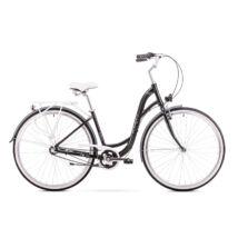 ROMET SONATA 2.0 2019 női City Kerékpár fekete-szürke