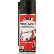 SOUDAL Védő és polírozó spray 400ml