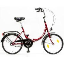 Schwinncsepel CAMPING 20/15 ÖCS N3 17 Összecsukható Kerékpár barna