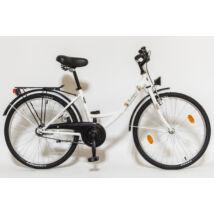 Schwinncsepel BUDAPEST A 24-17 GR 14 női City Kerékpár