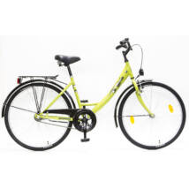 Schwinncsepel Blackwood Ambition 26/17 Gr 2017 Női City Kerékpár zöld