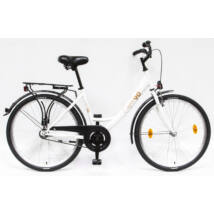 Schwinncsepel BUDAPEST A 26/17 GR 90 LIMITÁLT női City Kerékpár