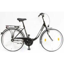 Schwinncsepel BUDAPEST B 26/18 N3 19 női City Kerékpár
