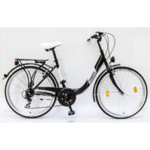 Schwinncsepel BUDAPEST B 28-19 7SP 16 női City Kerékpár