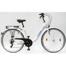 Schwinncsepel BUDAPEST B 28/19 7SP 19 női City Kerékpár