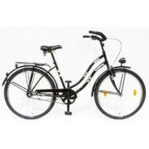 Schwinncsepel Blackwood CRUISER 26/18 NÖI GR 2019 női City Kerékpár fekete