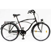 Schwinncsepel Blackwood 26/18 FFI GR 2019 Cruiser Kerékpár fekete