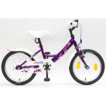 Schwinncsepel LILY 16 GR 17 Gyerek Kerékpár lila
