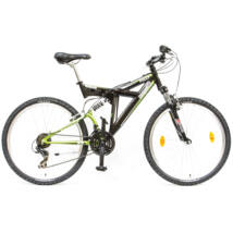 Schwinncsepel RANGER FULLY 26/19 21S 2017 férfi Fully Mountain Bike