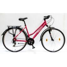 Schwinncsepel TRC 100 NÖI 21S 2016 28/17 női trekking kerékpár
