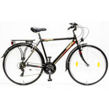 Schwinncsepel LANDRIDER 28/19 FFI 21S 2017 férfi Trekking Kerékpár fekete
