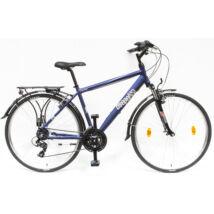 Schwinncsepel TRC 100 28/19 21SP 18 férfi Trekking Kerékpár matt sötétkék