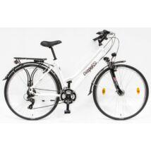 """Schwinncsepel TRC 150 28"""" NÖI 21SP AGYDIN 18 női Trekking Kerékpár fehér"""