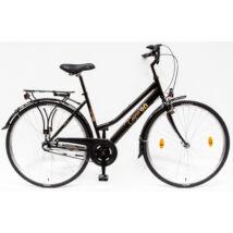 Schwinncsepel LANDRIDER 28/17 N3 90 LIMITÁLT női Trekking Kerékpár fekete