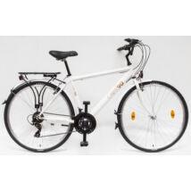 Schwinncsepel LANDRIDER 28/21 21SP 90 LIMITÁLT férfi Trekking Kerékpár fehér